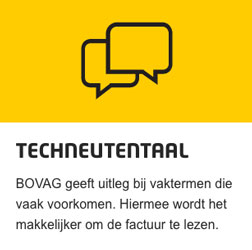 bovag techneutentaal